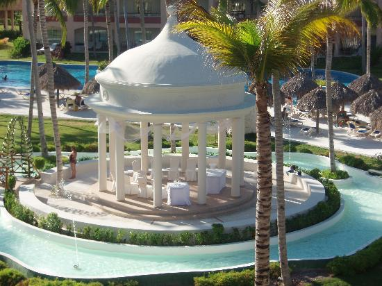 Wedding gazebo Picture of Majestic Colonial Punta Cana Bavaro
