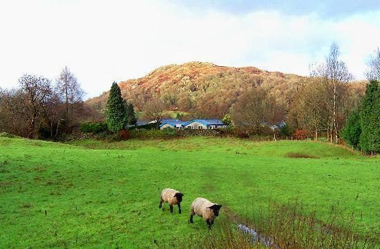 Ambleside, UK: Loughrigg