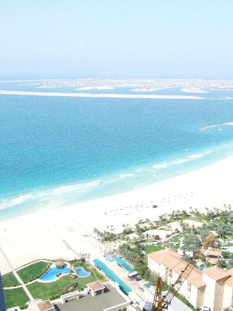 JA Oasis Beach Tower : View from apartment