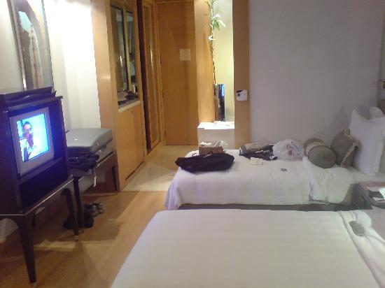 Trident, Gurgaon : std room