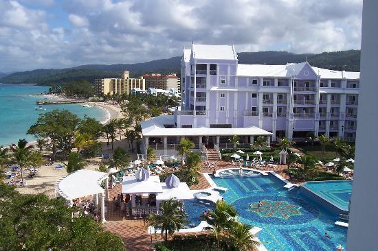 Pool - Picture of Hotel Riu Ocho Rios, Jamaica - Tripadvisor