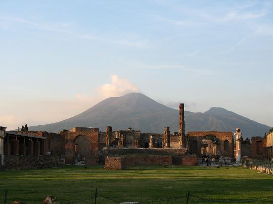 Фотография Помпеи