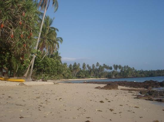 Ko Chang, Tayland: Yet another beach at Ao Kao Resort