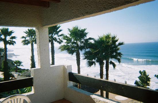 Pyramid Resort: Another balcony shot