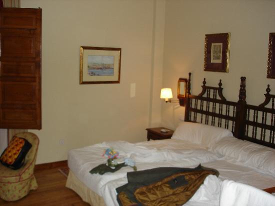 Parador de Pontevedra: La habitación