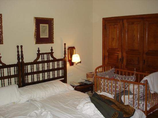Parador de Pontevedra: Otra vista de la habitación