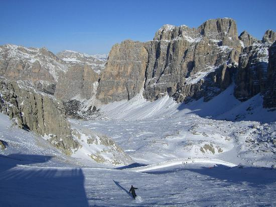 Dove sciare in Val Gardena