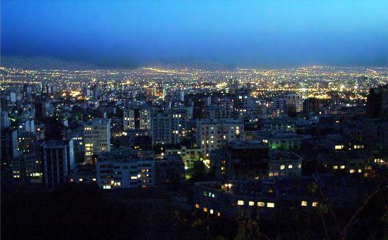 Tehran-bild