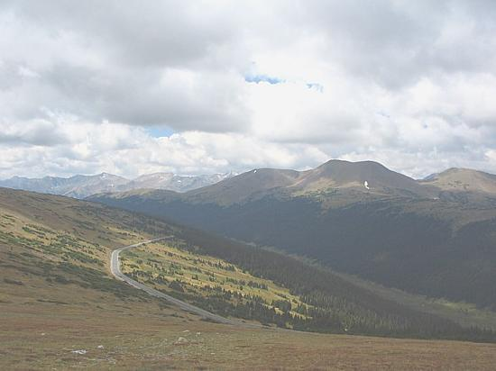 The Mountainside at Silver Creek: Top of the World - Rocky Mtn NP