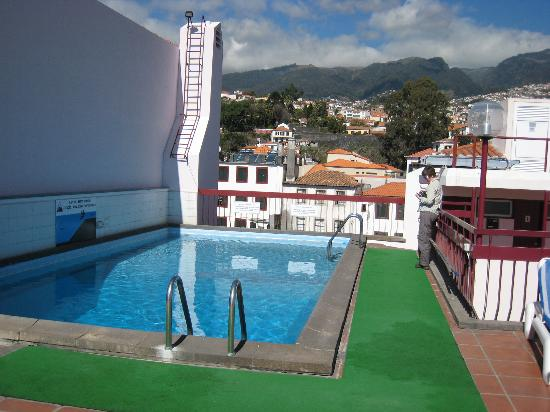Hotel Madeira: rooftop pool
