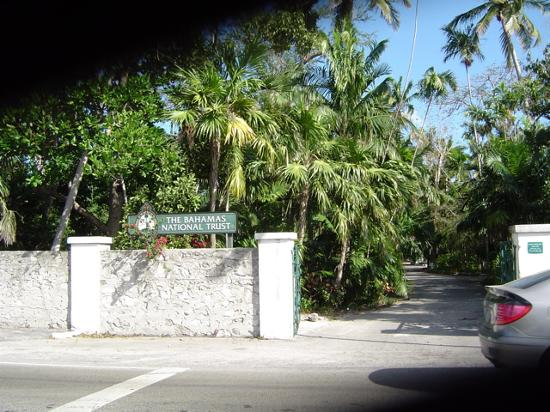 Beau The Retreat Garden National Park: Here Is The Entrance To The Retreat, From  The