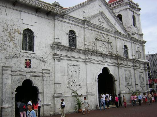 sto nino church cebu city philippines picture of basilica del