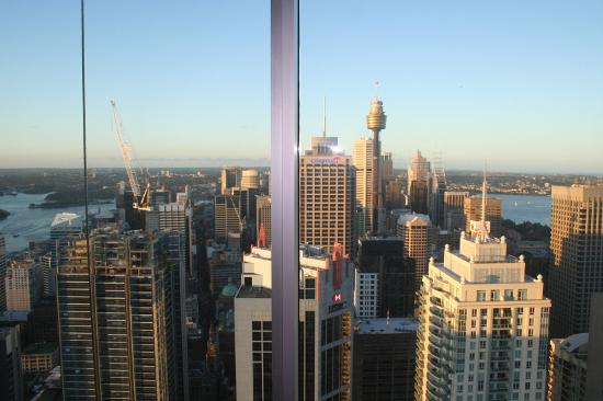 Cbd By Day Picture Of Meriton Suites World Tower Sydney