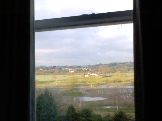 Makeney Hall Hotel: That view again