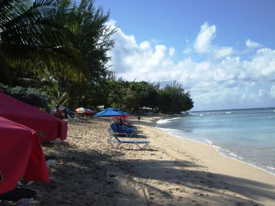 Legend Garden Condos: Mullins Beach (Mannies In Background)