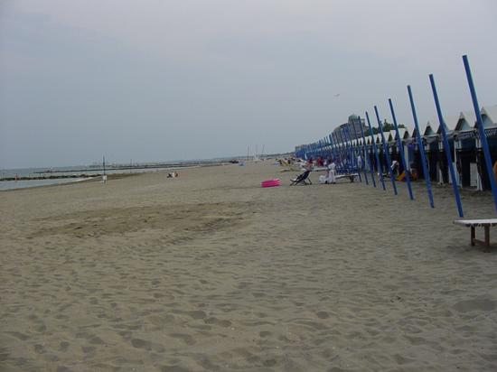 View of Lido beach