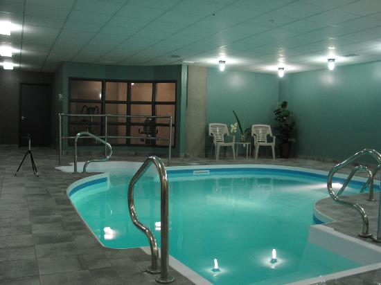 Grand Times Hotel - Quebec City Airport: The pool