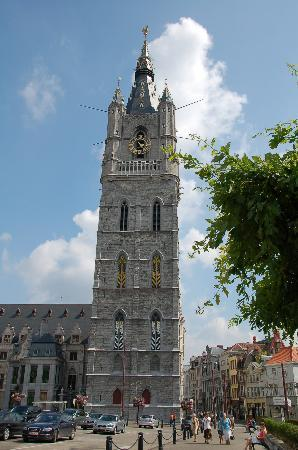 Gent, Belgien: The Belfry