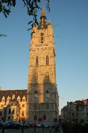 Ghent, Belgia: The Belfry