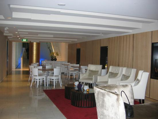 The Quadrant Hotel and Suites Auckland: Seating Area