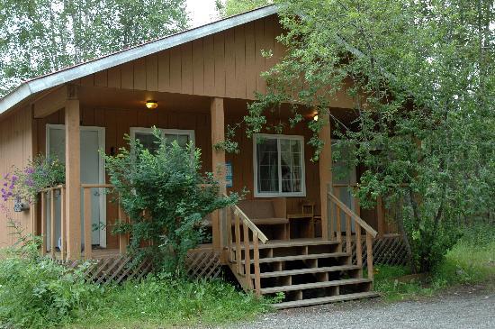 Swiss-Alaska Inn Talkeetna Picture
