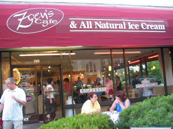 Zoey's Café and All Natural Ice Cream Foto