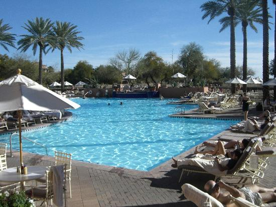 Map Of The Grounds Picture Of Fairmont Scottsdale Princess Scottsdale Tripadvisor