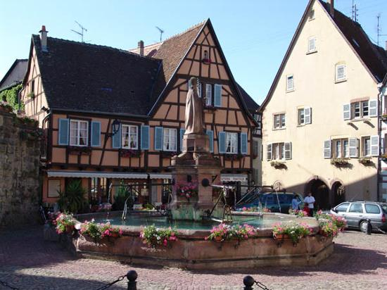 Photo of Hotel Saint Hubert Eguisheim
