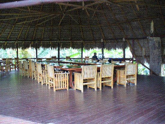 Iguana Lodge: Iguana Rancho Dining Hall