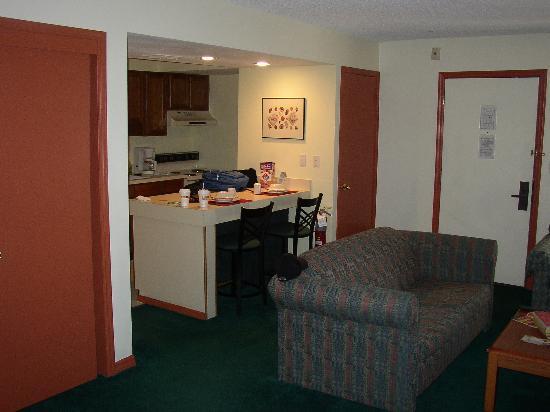 Buena Vista Motel: kitchen