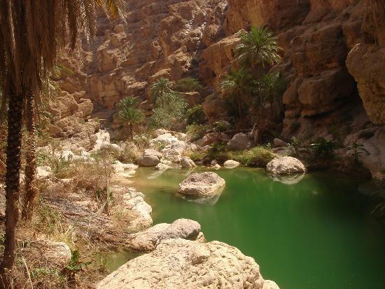 The Chedi Muscat – a GHM hotel: un wadi