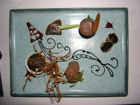 The Damai: chocolate symfoni