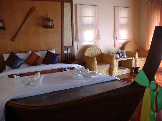 Andamanee Boutique Resort: Suite Bedroom
