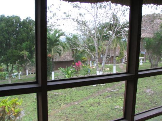 Cahal Pech Village Resort: Another shot from our porch