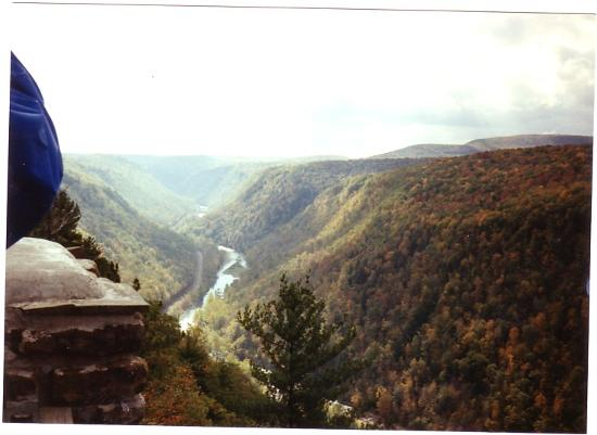 Pennsylvania: Grand Canyon in Fall