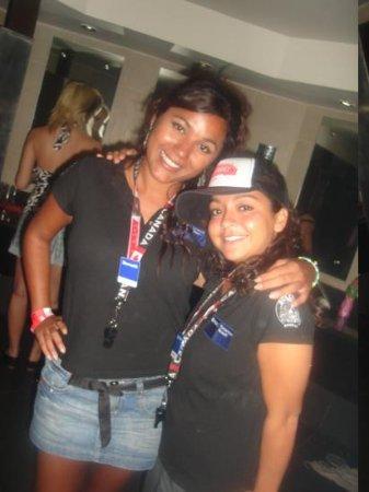 Occidental Tucancun: maggie and miriam
