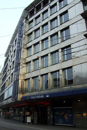 Hotel Walhalla: Exterior view