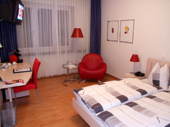 My room - Picture of Hotel Walhalla, St. Gallen - TripAdvisor