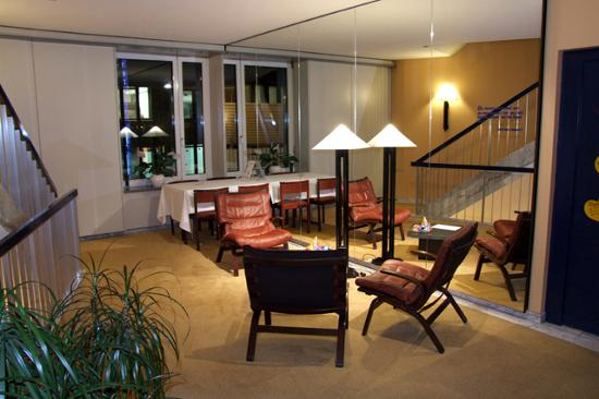 Hotel Walhalla: Public area on 2nd floor
