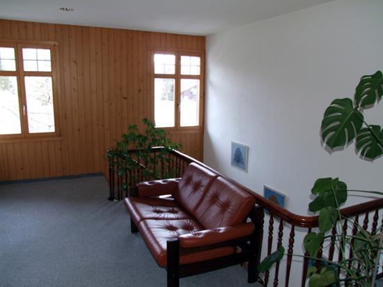 Hotel Post AG Zweisimmen: Public area on 3rd floor