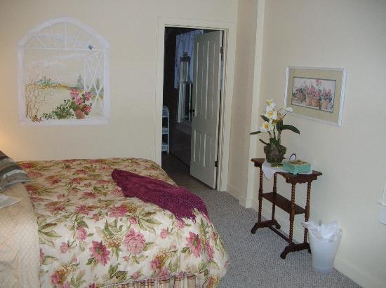 The Inn at Sugar Hollow Farm: Butterfly Room
