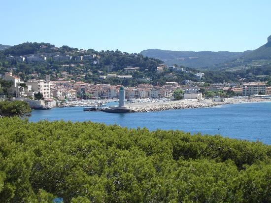 Les Roches Blanches: Cassis