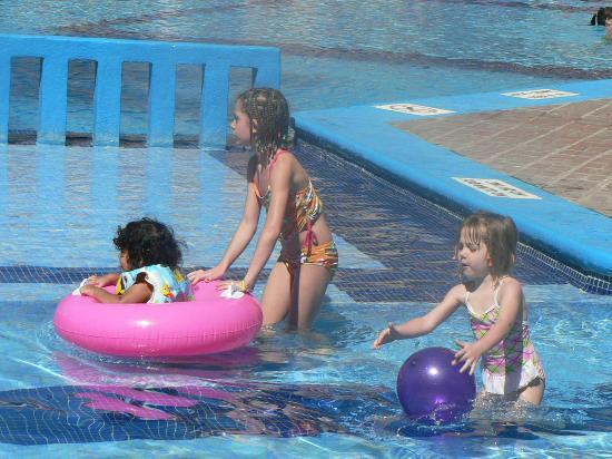 Canto del Sol Plaza Vallarta: Canto Del Sol Kiddie Pool