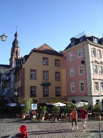 Hotel Goldener Hecht: Great Hotel