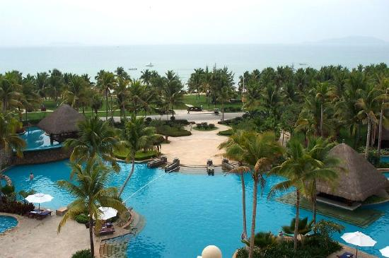 Hotel Holiday Inn Sanya Bay (Sanya) • HolidayCheck (Hainan ...   Sanya Holiday Inn Resort Logo