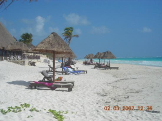 Kore Tulum Retreat And Spa Resort Public Beach Bela Vita