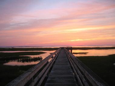 Sunset at Gray's Beach