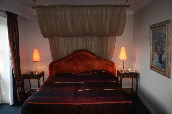 Die Swaene: Bedroom