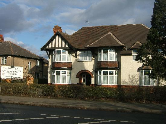Highbury Guest House: The Guest House