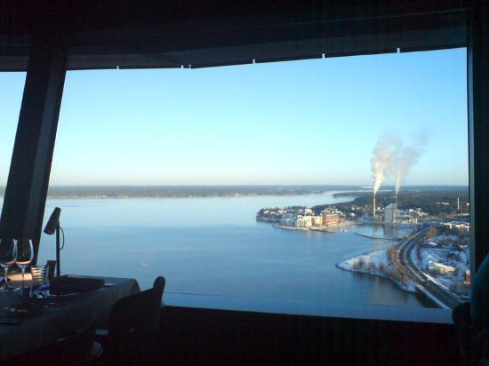 Tampere, Finlande : From the Observation Tower
